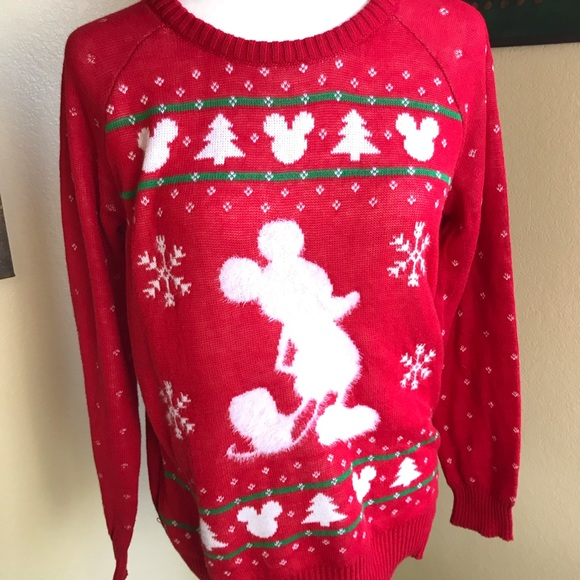 19 Unisex Jack Skellington The Nightmare Before Christmas Ugly Sweater XXL O1